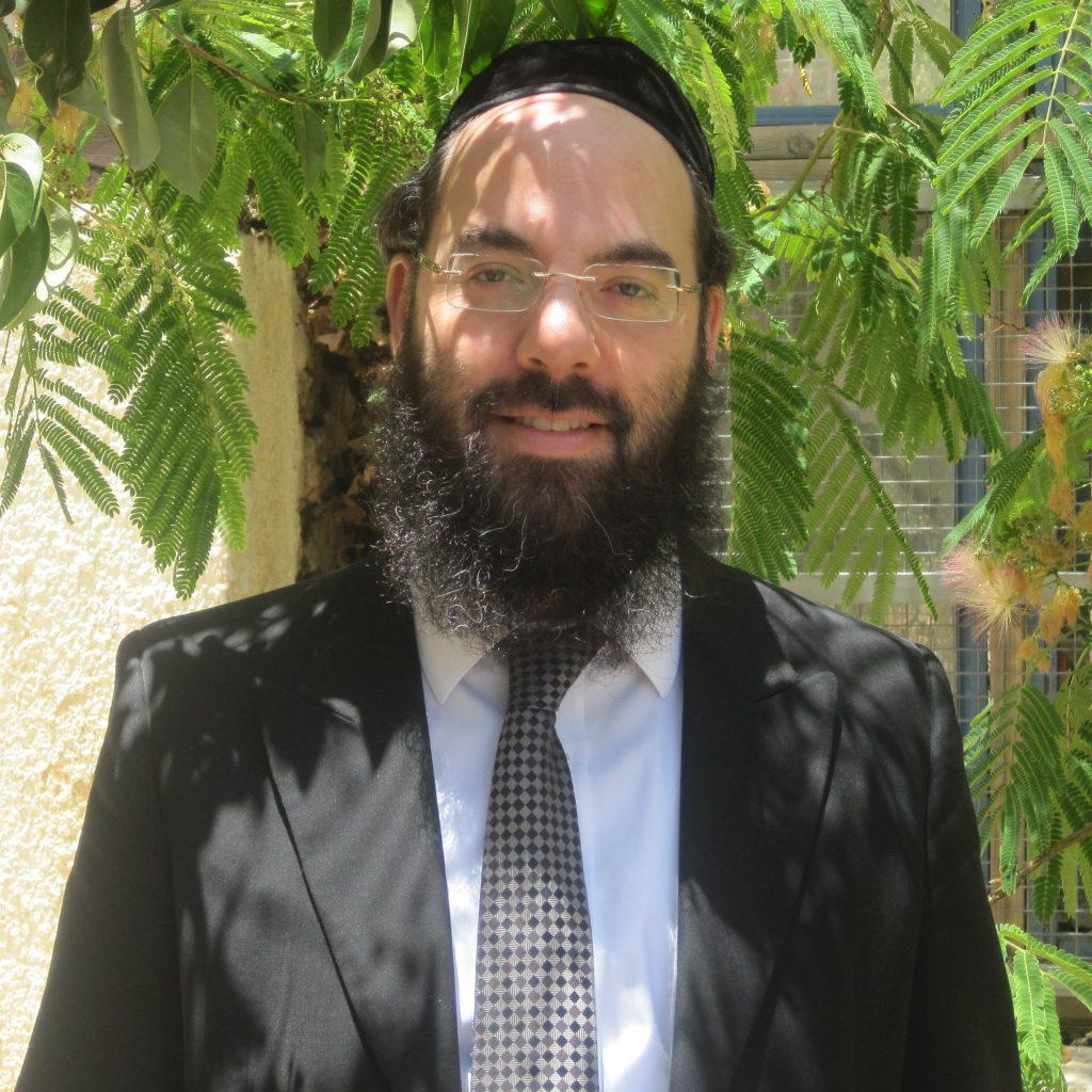 Rabbi Avraham Yeshaya Shapiro