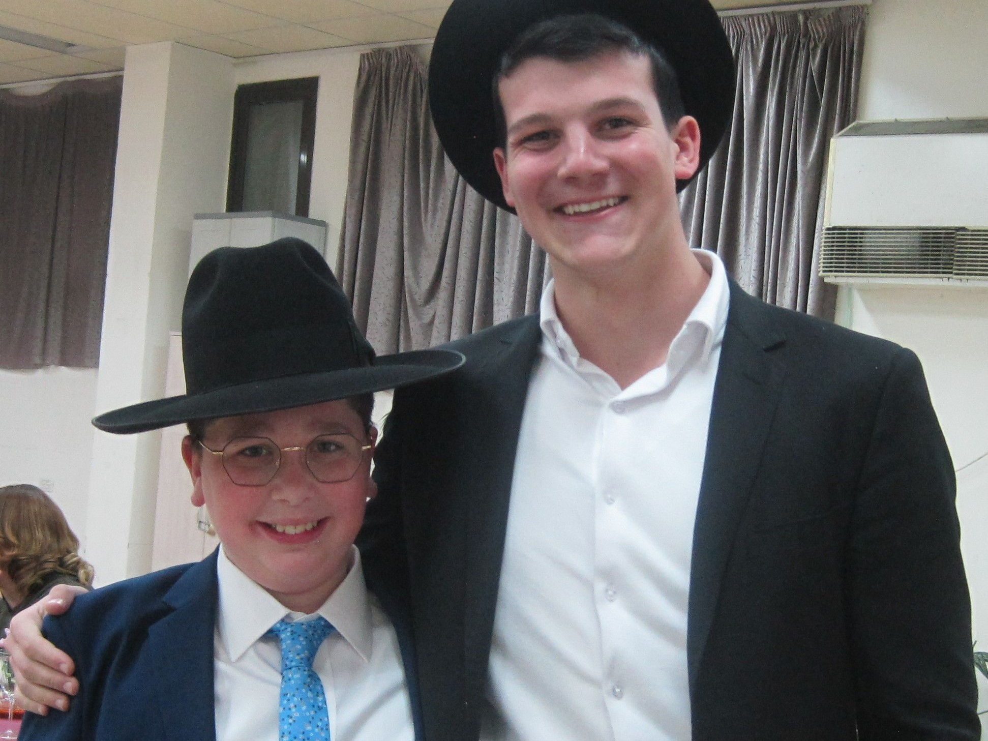 Bar Mitzva Celebration – November 2019