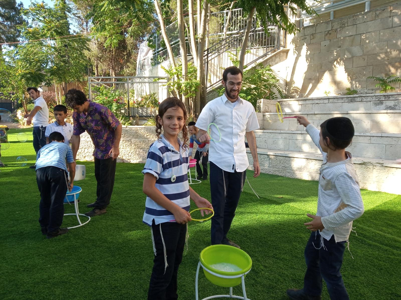 Summer at Sanhedria 2021